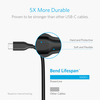 anker - Cables - PowerLine 10ft USB-C to USB 3.0 # 6
