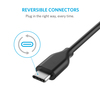anker - Cables - PowerLine 3ft USB-C to USB 3.0  # 3