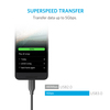anker - Cables - PowerLine 3ft USB-C to USB 3.0  # 2