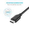 anker - Cables - PowerLine 3ft USB-C to USB-C 2.0  # 3
