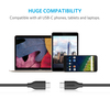 anker - Cables - PowerLine 3ft USB-C to USB-C 2.0  # 4