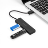 anker - Data Hub - 4-Port Ultra Slim USB 3.0 Hub with extension Cord # 3