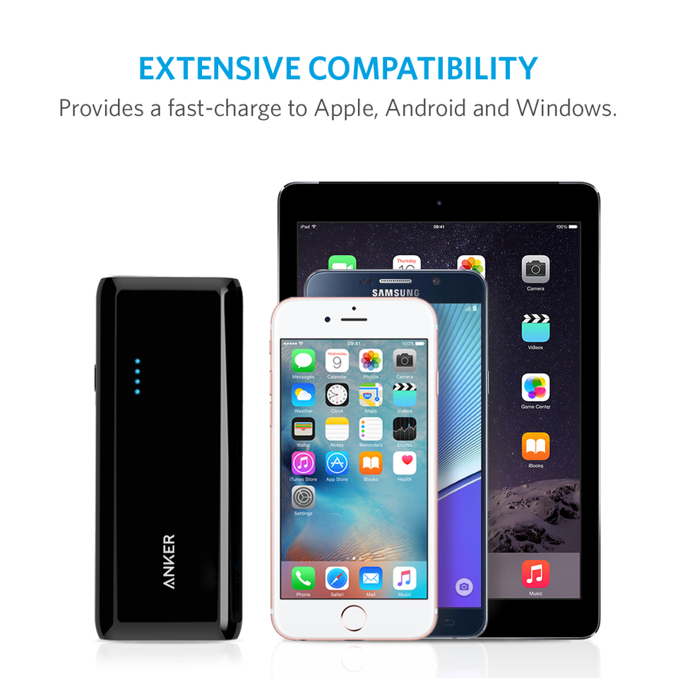 Anker | Astro E5 16750mAh Portable Charger, 2nd Gen