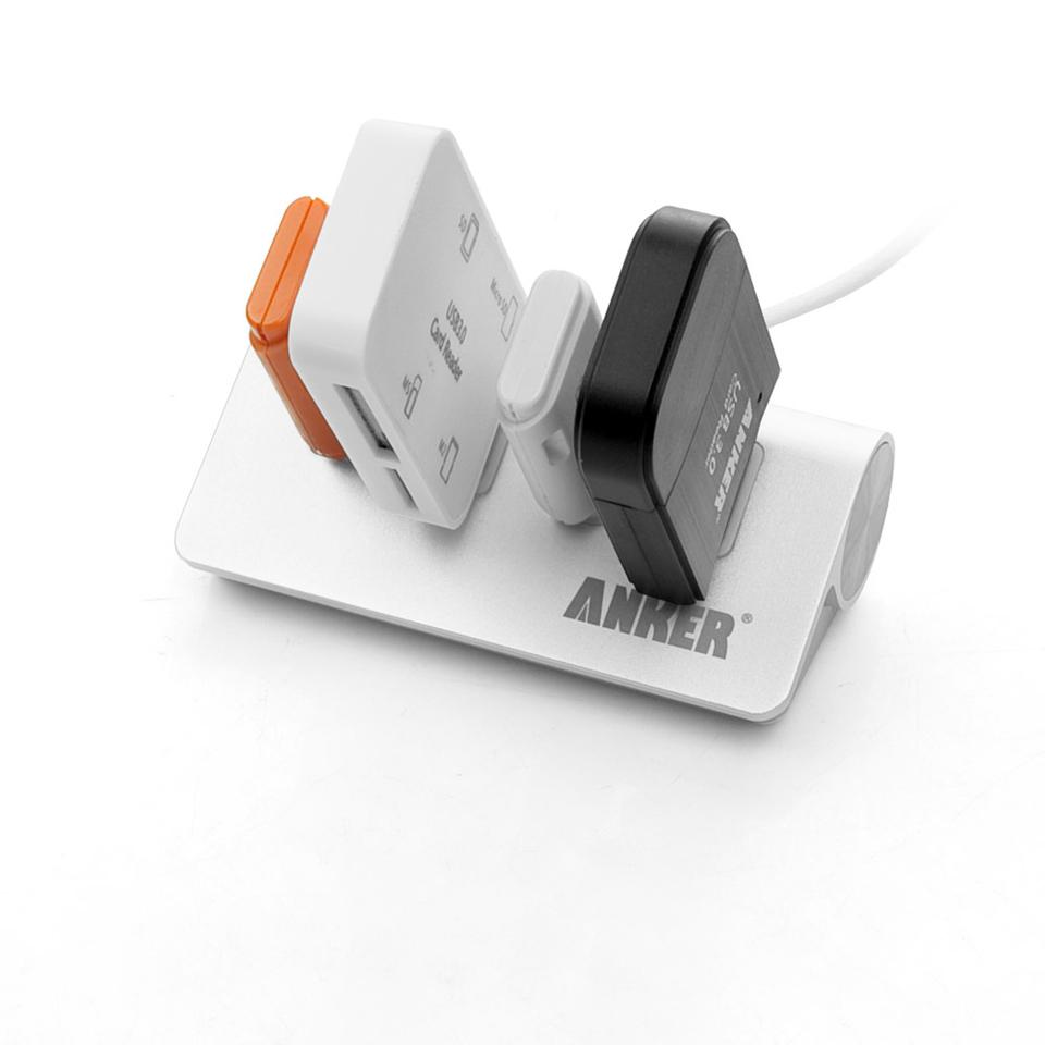Anker | Aluminum USB 3.0 4-Port Hub