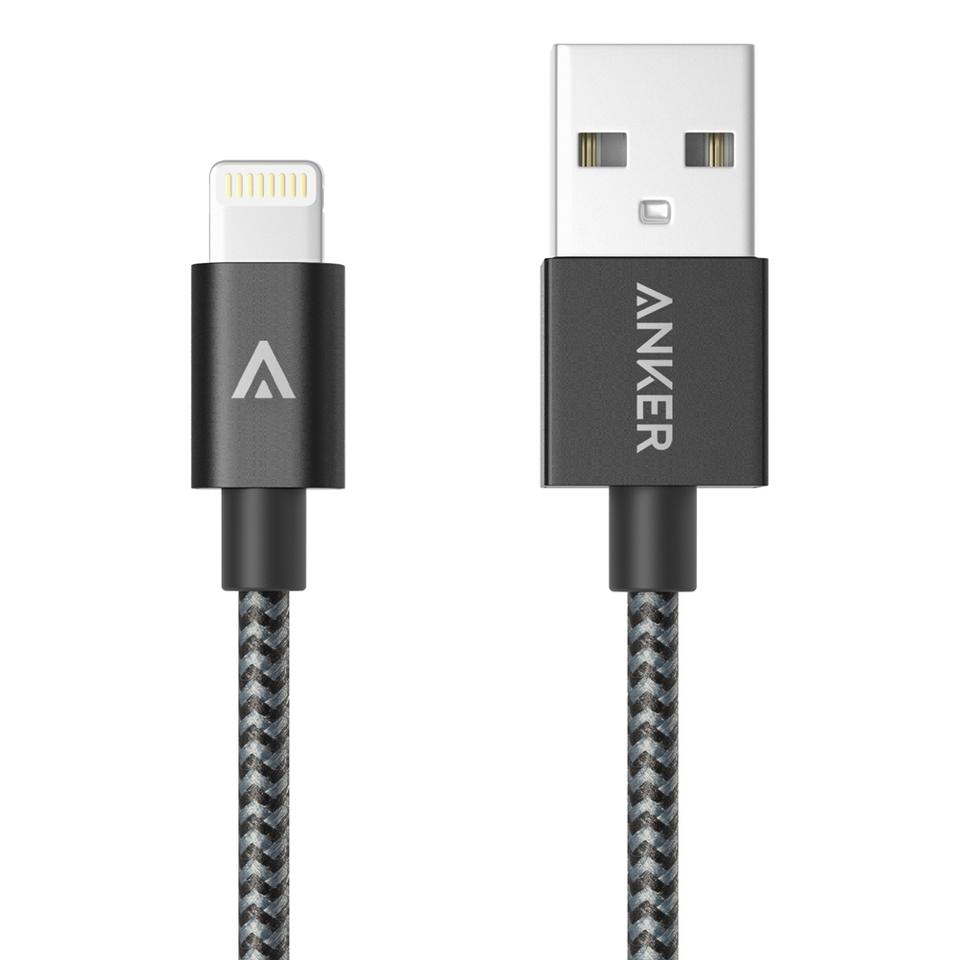 Anker | Nylon USB auf Lightning Kabel (3ft / 0.9m)