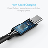 anker - Cables - PowerLine II 3ft USB-C to USB-C 3.1 # 3