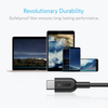 anker - Cables -  PowerLine II 3ft USB-C to USB-C 2.0 Cable # 7
