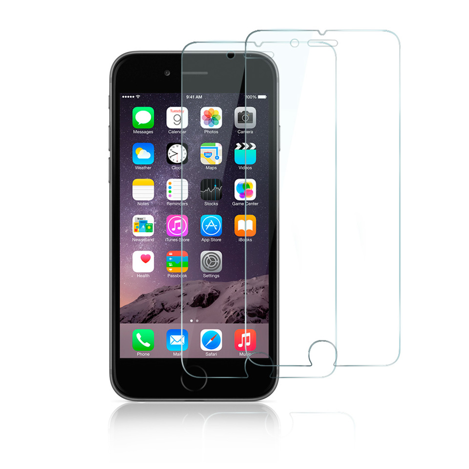 best cheap c2182 5948a Anker | Tempered Glass Screen Protector for iPhone 6 Plus, 2 Pack