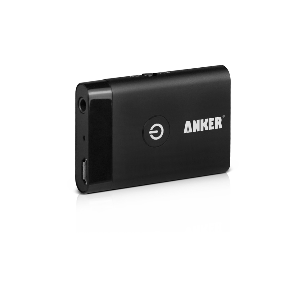 Anker Bluetooth Stereo Audio Music Receiver Adapter And Transmitter This Is Basic But Allows Transmission Of To An Am