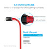 anker - Cables - PowerLine+ 6ft Lightning # 3