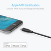 anker - Cables - PowerLine 4 Inches Lightning # 2