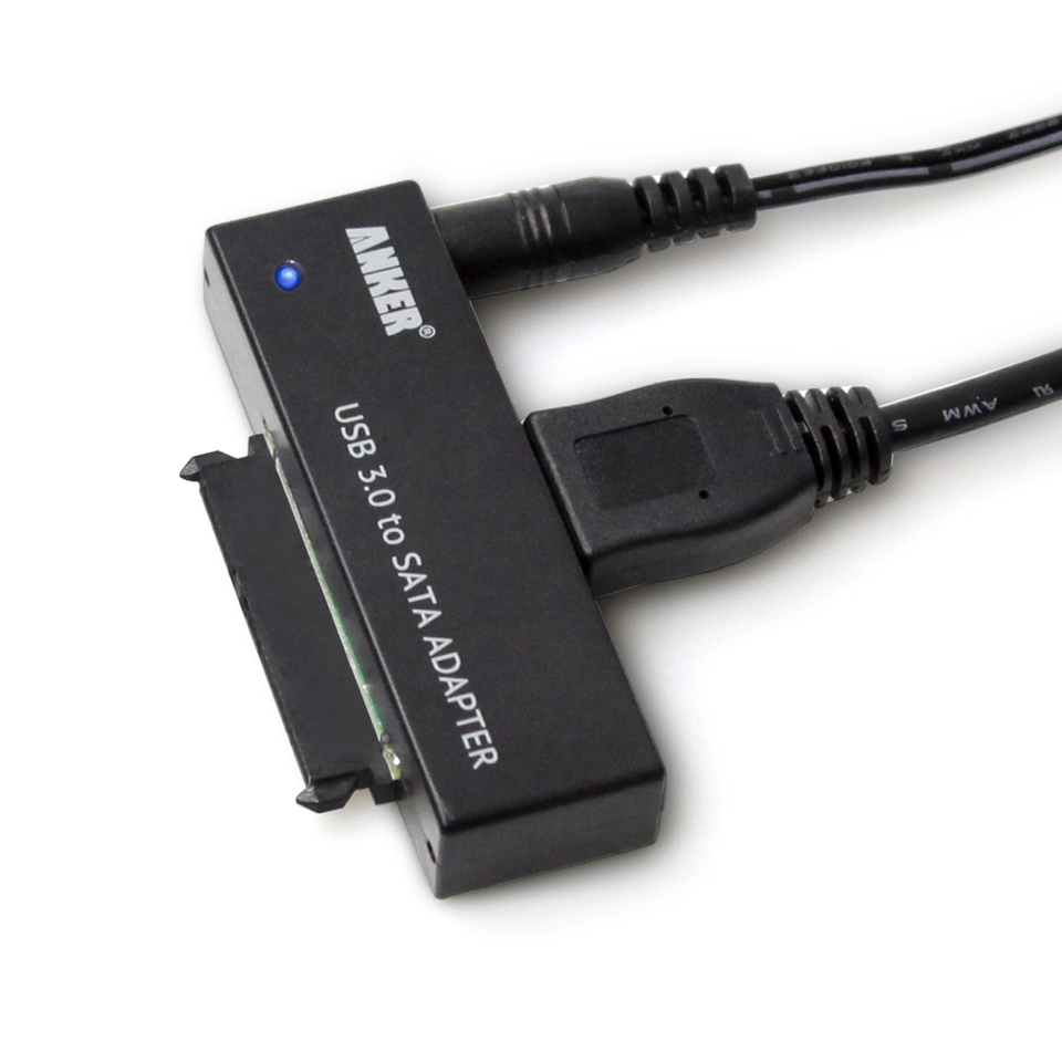 Anker | USB 3 0 to Sata Adapter