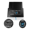 anker - Data Hub - USB 3.0 & eSATA to SATA Hard Drive Docking Station # 3