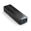 anker - Data Hub - 7-Port USB 3.0 Data Hub # 4