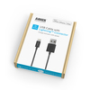 anker - ケーブル - Lightning to USB Cable (3ft / 0.9m) # 6