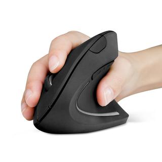 anker - Interface - 2.4G Wireless Vertical Ergonomic Mouse # 8