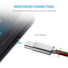 anker - undefined - PowerLine+ USB-C & USB 3.0 ケーブル (3ft / 0.9m) # 9