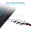anker - ケーブル - PowerLine+ USB-C & USB 3.0 ケーブル (3ft / 0.9m) # 9