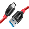 anker - undefined - PowerLine+ USB-C & USB 3.0 ケーブル (3ft / 0.9m) # 21