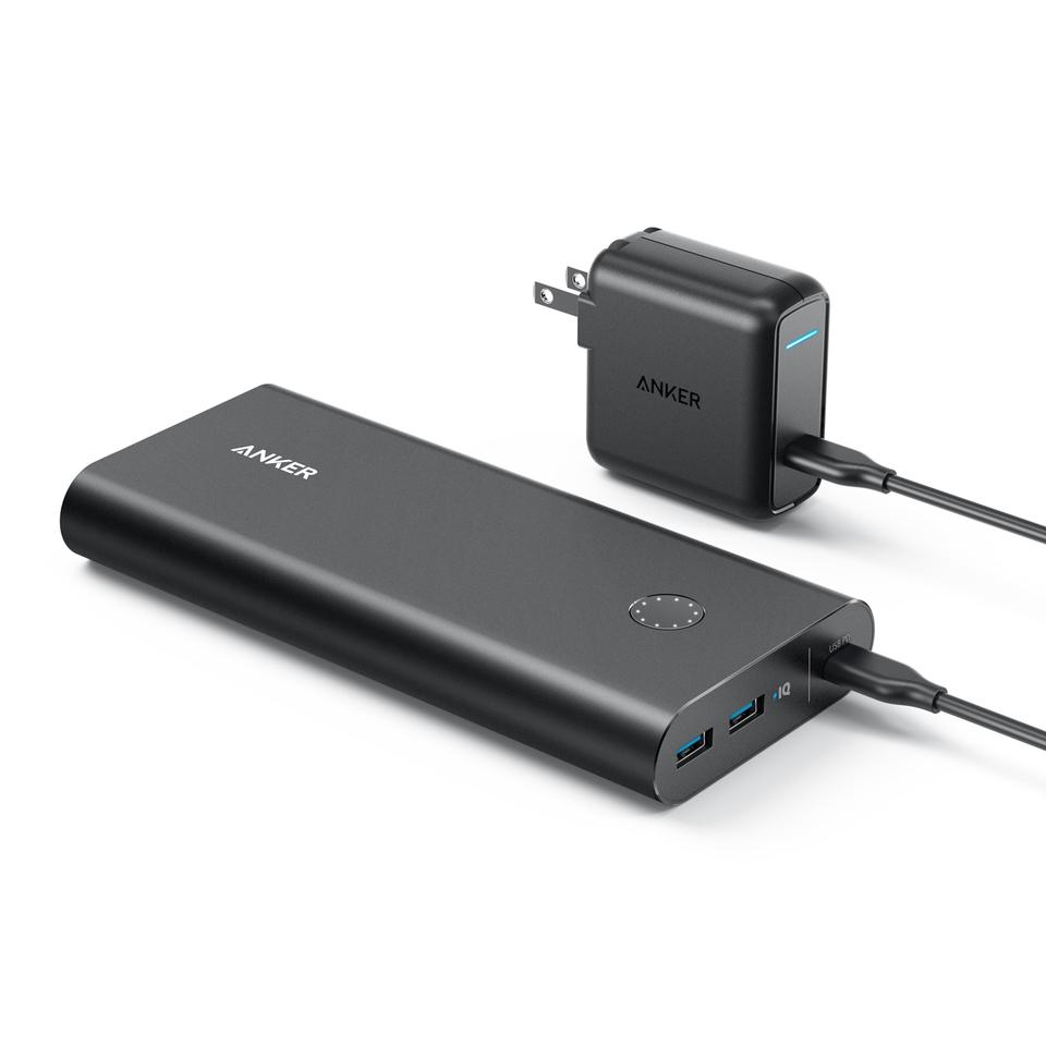anker - モバイルバッテリー - PowerCore+ 26800 PD (USB-C急速充電器付属モデル) # 1