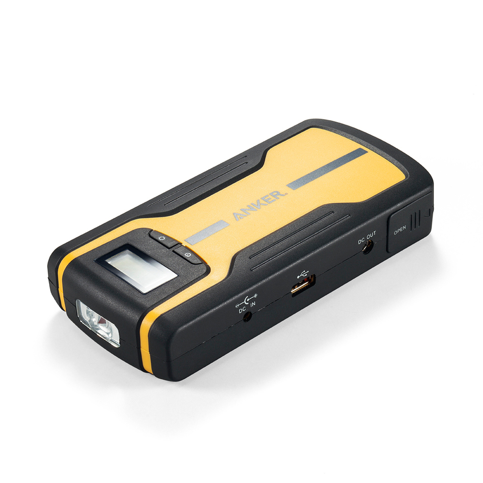 anker - Power Banks - Car Jump Starter and Portable Charger 2-in-1 # 1