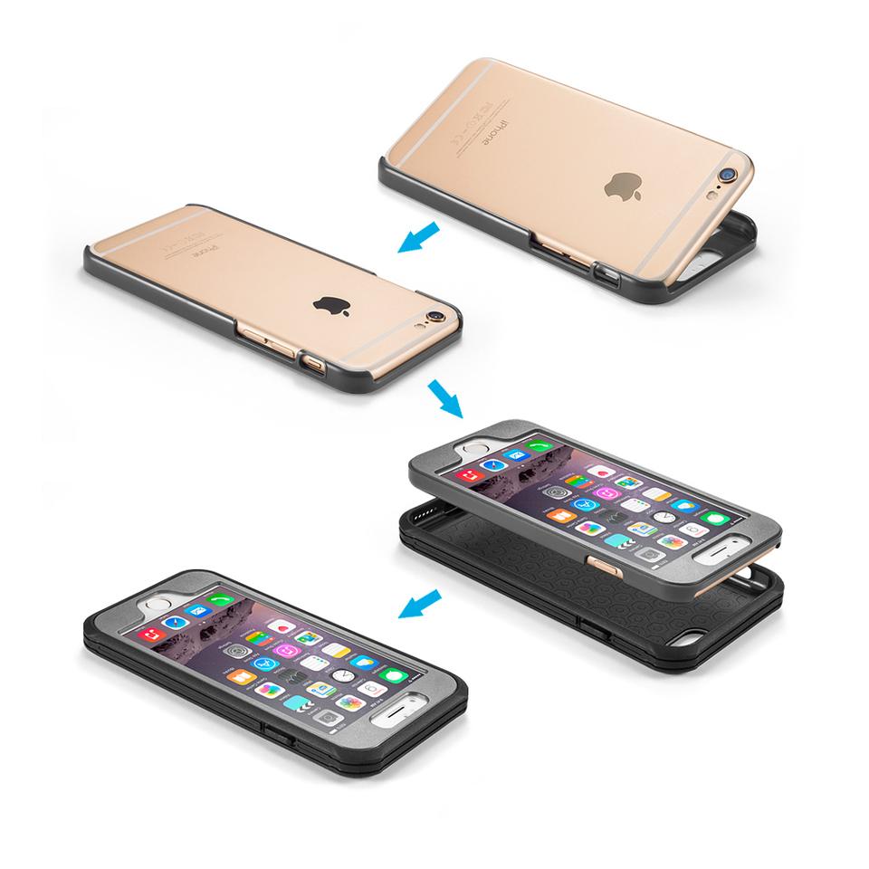 custodia iphone 6s anker