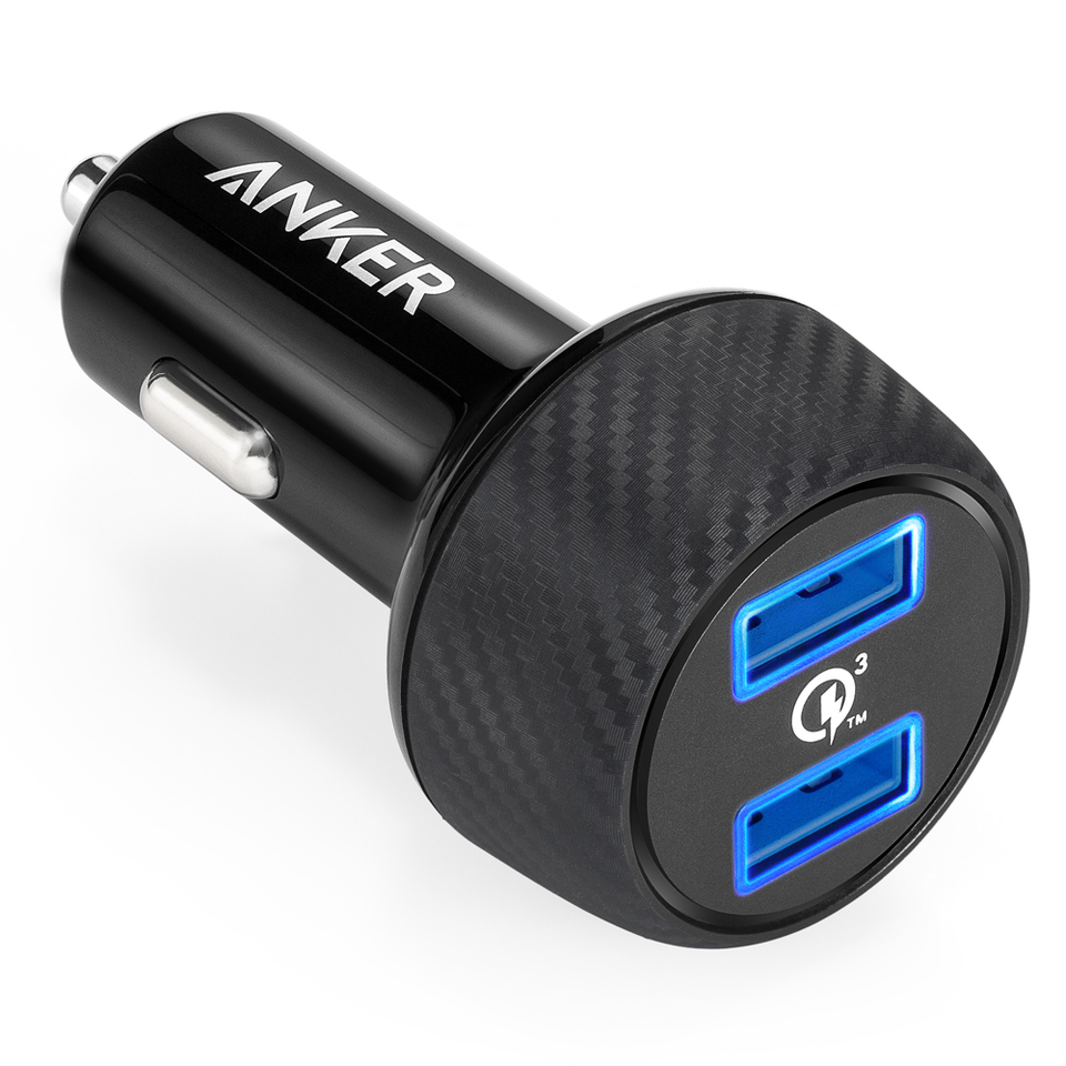 anker - Caricabatterie - PowerDrive Speed 2 Ports # 1