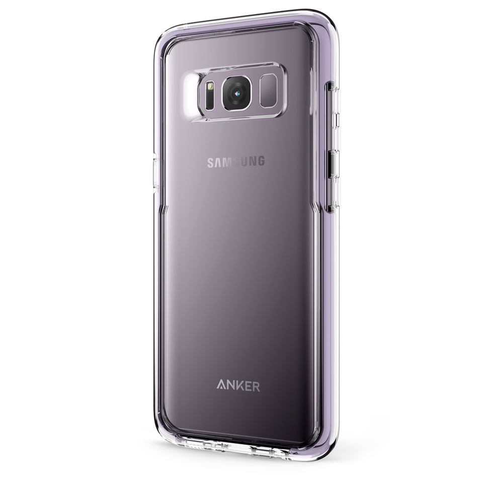 online retailer ef0df f80b2 Anker | Ice-Case Absorb for Galaxy S8
