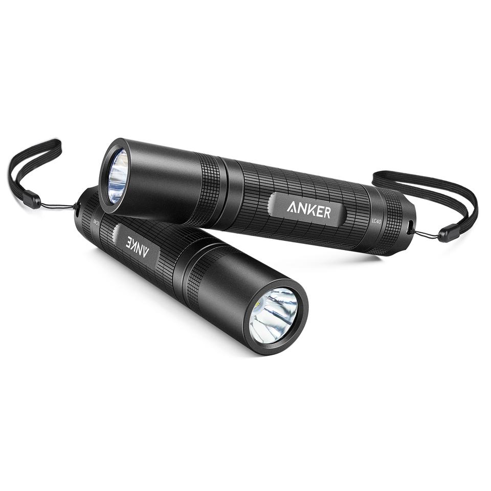 anker - Home Improvement - LC40 LED Flashlight # 1