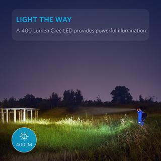 anker - Home Improvement - LC40 LED Flashlight # 2