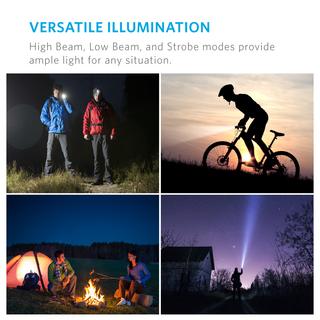 anker - Home Improvement - LC40 LED Flashlight # 8
