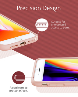 anker - Protection - Anker KARAPAX Silicone Case for iPhone 8 / 7 # 5