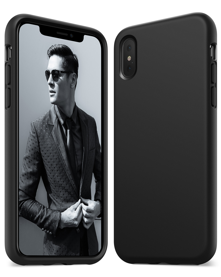 free shipping b7c4a a647b Anker KARAPAX Silicone Case for iPhone X