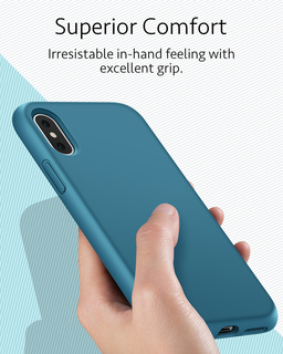 anker - Protection - Anker KARAPAX Silicone Case for iPhone X # 2