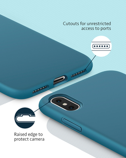 anker - Protection - Anker KARAPAX Silicone Case for iPhone X # 5