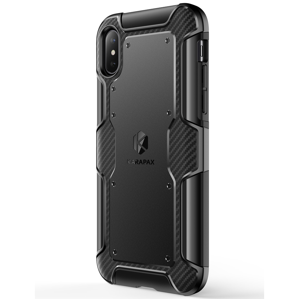 anker - Protection - Anker KARAPAX Shield+ Case for iPhone X # 1