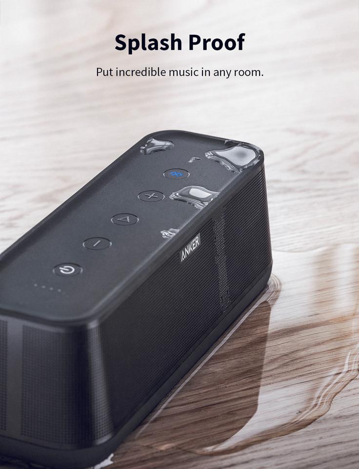 Anker | SoundCore Pro có khả năng chống nước