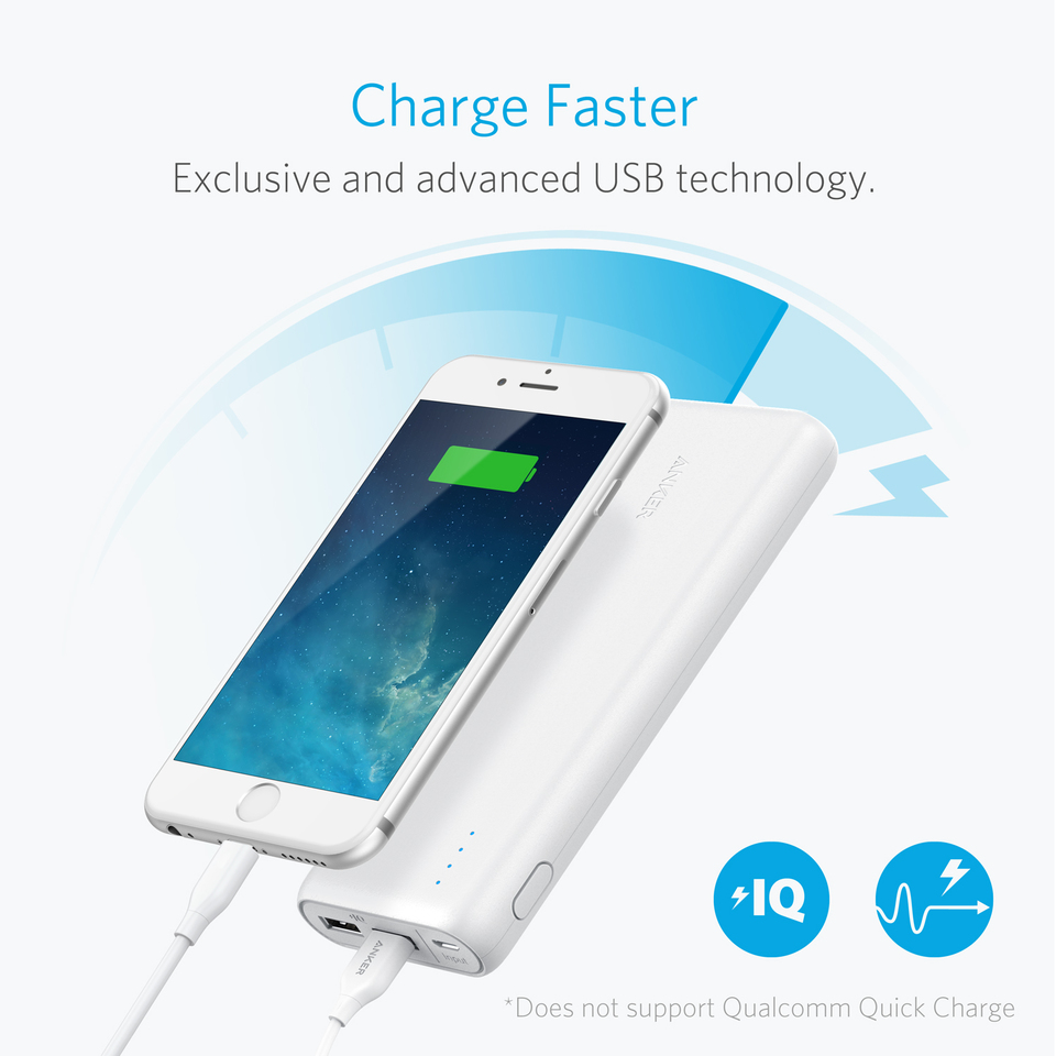 Anker Powercore 20100 Mobile Phone And Ipod Battery Charger Circuit High Speed Long Lasting Portable Power