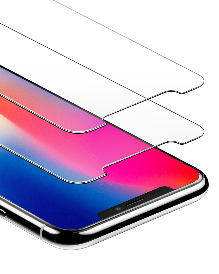 info for 2bb87 8081b Anker GlassGuard Screen Protector for iPhone X /iPhone Xs