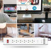 anker - Chargers - PowerPort Strip 6 Outlet 4 USB Port  # 2