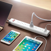 anker - Chargers - PowerPort Strip 6 Outlet 4 USB Port  # 3