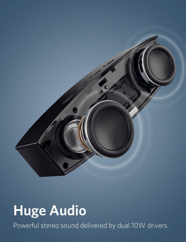 Premium Bluetooth Speaker