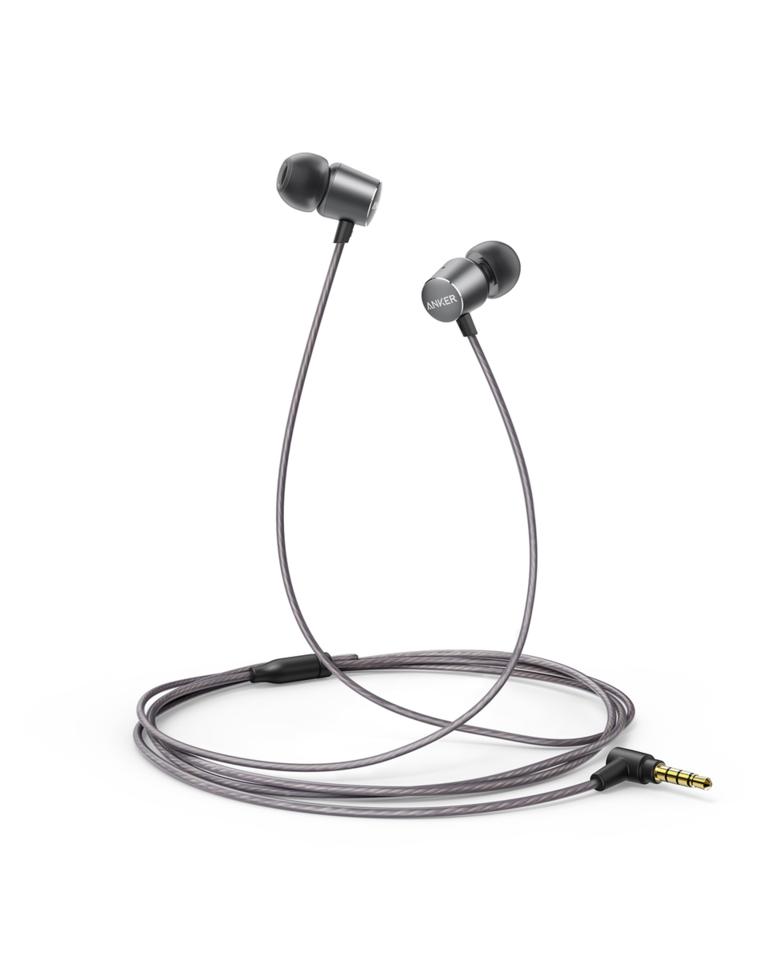 Anker | Soundbuds Verve Wired Headphones on