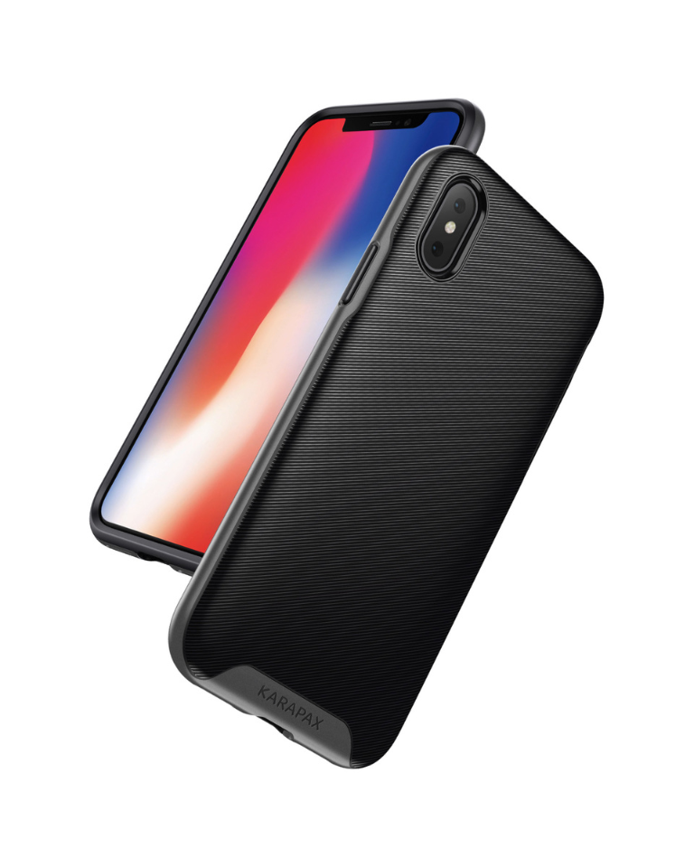 the best attitude 486ff 4647d Anker KARAPAX Breeze Case for iPhone X
