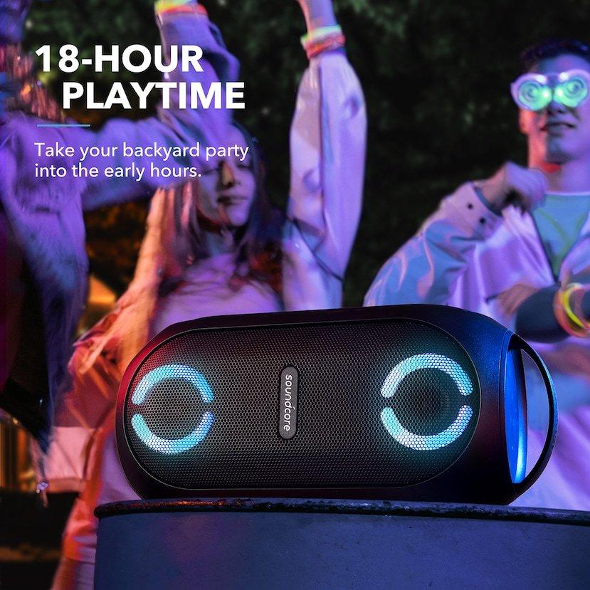 soundcore rave mini party speaker