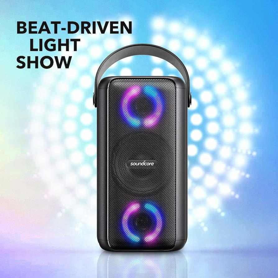 Soundcore party speaker trance