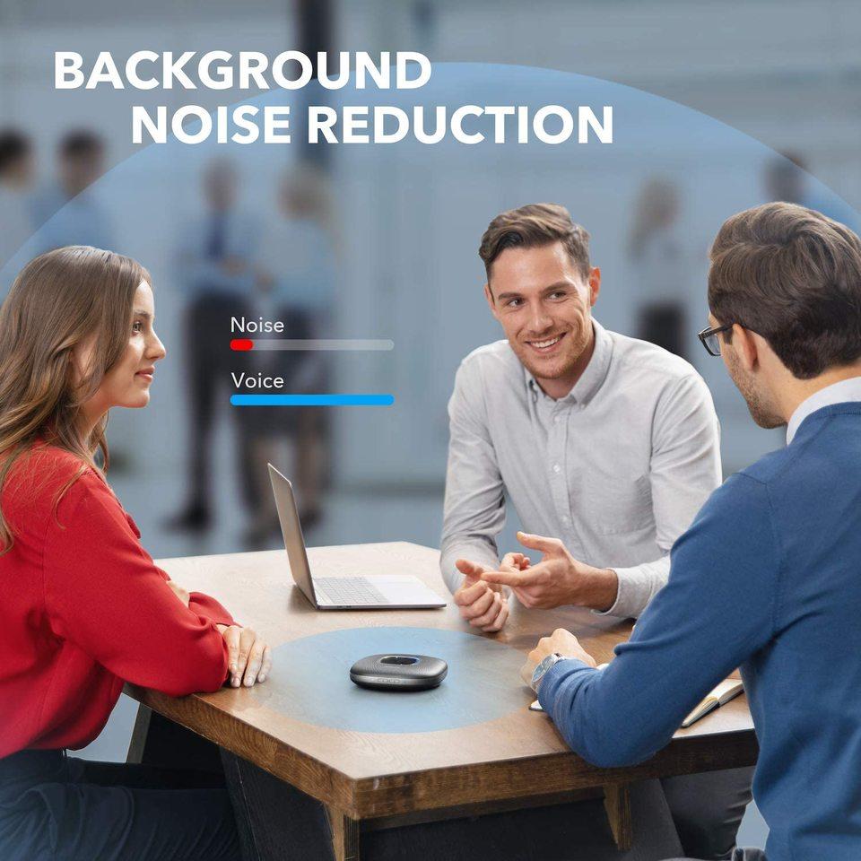 Background noise reduction