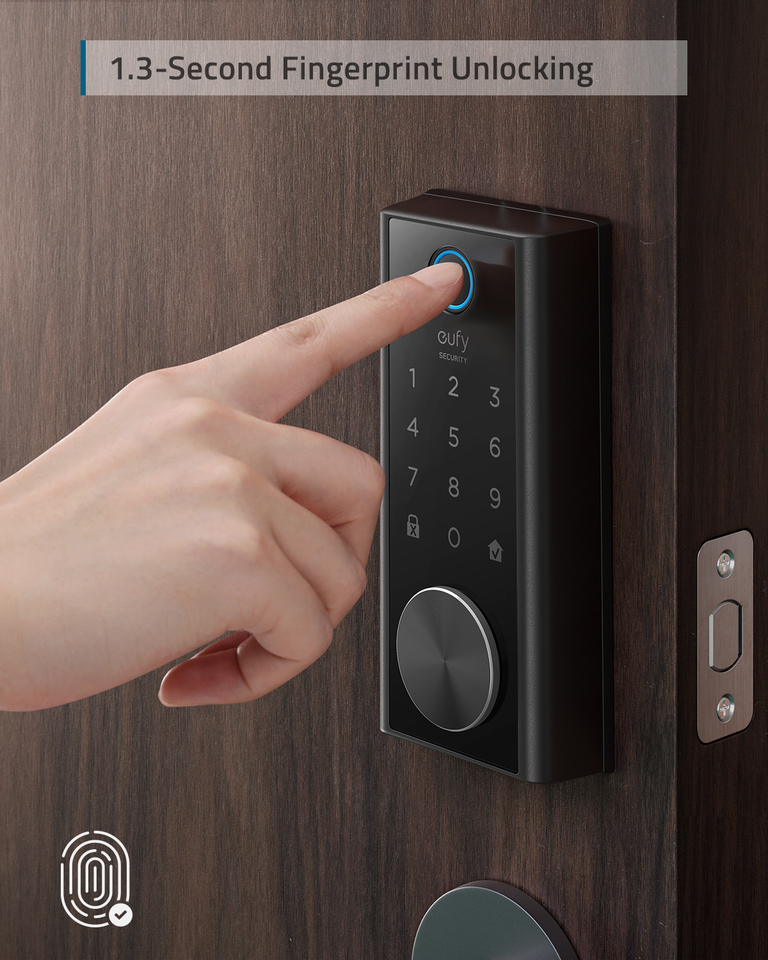 T8510111 eufy Security Smart Lock Touch
