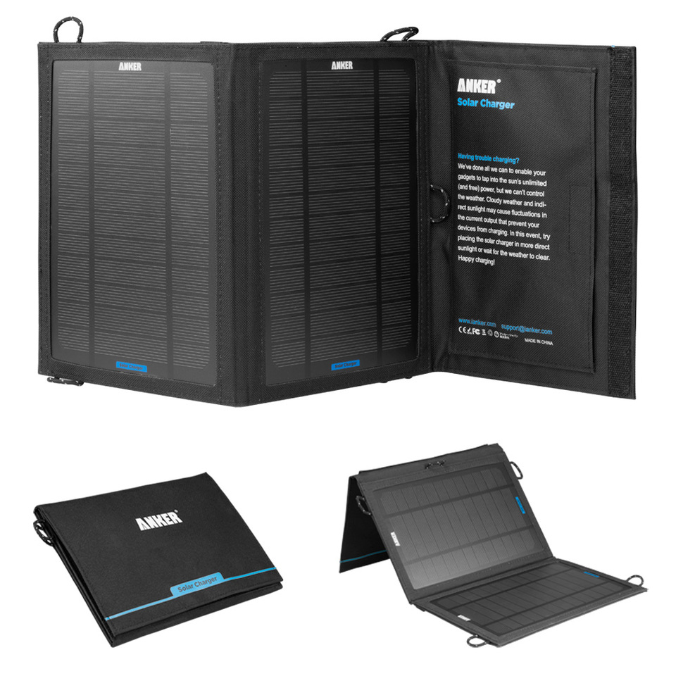 anker - undefined - 8W Solar Charger # 1