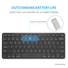anker - undefined - Ultra Compact Slim Profile Wireless Bluetooth Keyboard # 3